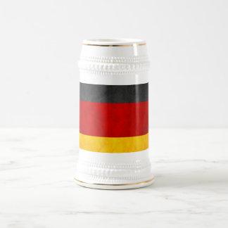 GERMANY FLAG BEER STEIN