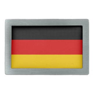 Germany flag belt buckle