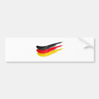 Germany Flag Bumper Stickers