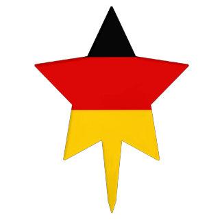 Germany Flag Cake Topper
