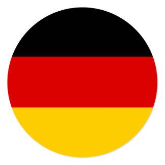 Germany Flag Card