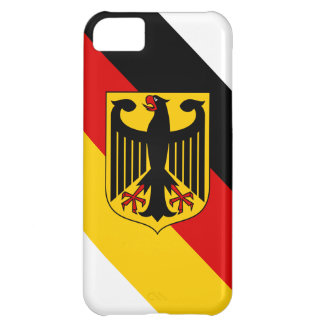 Germany Flag Cover For iPhone 5C