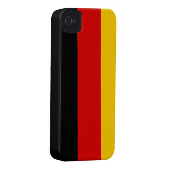 Germany Flag Case-Mate iPhone 4 Case