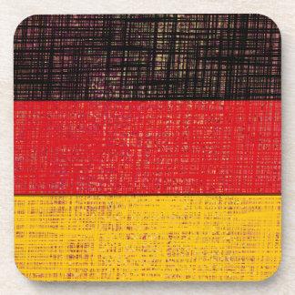 GERMANY FLAG Coaster Set