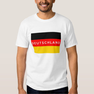 germany flag country deutschland text name shirt