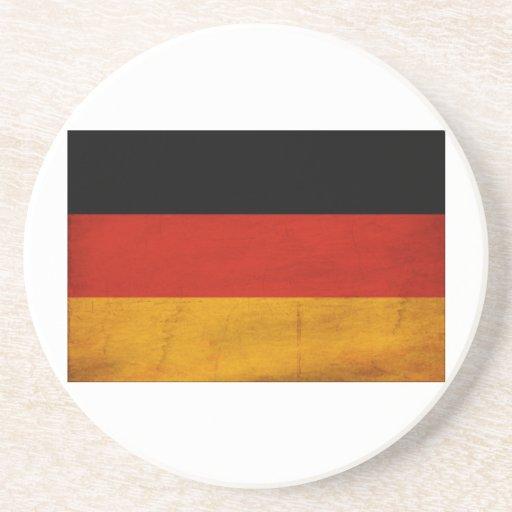 Germany Flag Drink Coaster