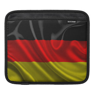 Germany Flag Fabric Sleeve For iPads