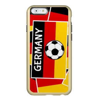 Germany Flag Football Incipio Feather Shine iPhone 6 Case