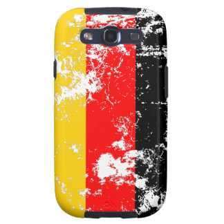 Germany Flag Galaxy S3 Cover