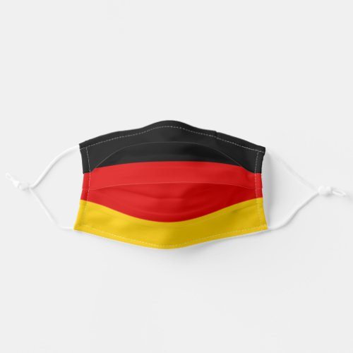 GERMANY FLAG GERMAN PRIDE ADULT CLOTH FACE MASK