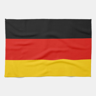 Germany Flag Hand Towels