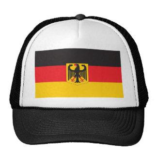 Germany Flag Mesh Hats