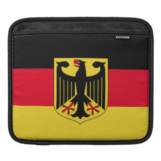 Germany Flag iPad Sleeve