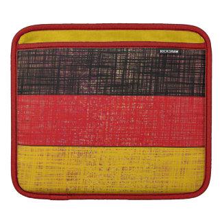 GERMANY FLAG iPad Sleeve