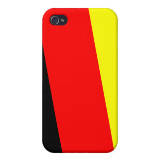 Germany flag iPhone4 case