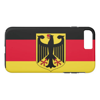 Germany Flag iPhone 8 Plus/7 Plus Case