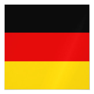 Germany Flag Magnetic Card
