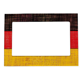 GERMANY FLAG Magnetic Frame