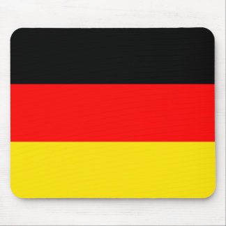 Germany Flag Mouse Pad