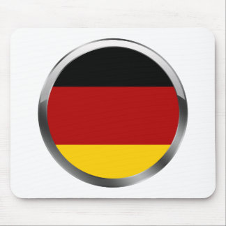 Germany Flag of germany Deutschland Flagge Mouse Pad