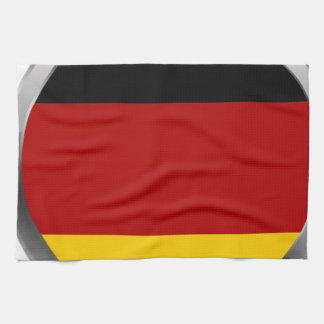Germany Flag of germany Deutschland Flagge Towels