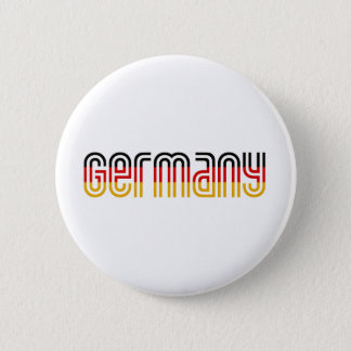 Germany Flag! Pinback Button