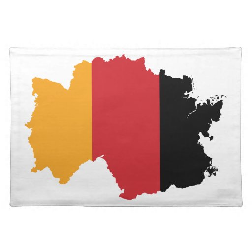 Germany Flag Placemats