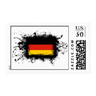 Germany Flag Postage