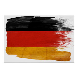 Germany Flag Posters