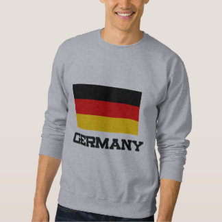 Germany Flag Pullover Sweatshirt