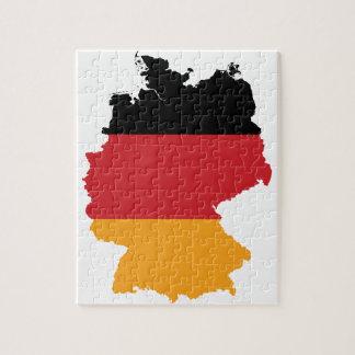 Germany Flag Jigsaw Puzzles