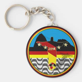 Germany Flag Rio Deutschland Fussball Weltmeister Key Chains