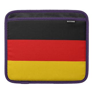 Germany Flag Sleeve For iPads