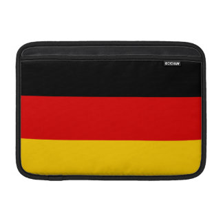 Germany Flag Sleeve For MacBook Air