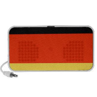 Germany Flag Mini Speakers