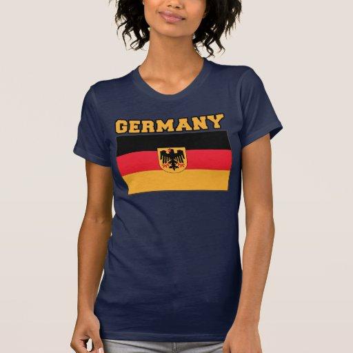 Germany Flag T Shirts