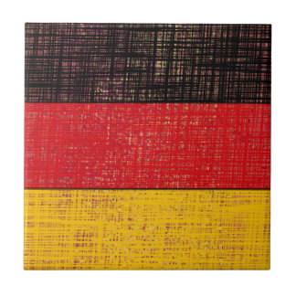 GERMANY FLAG Tile