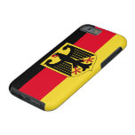 Germany Flag Tough iPhone 6 Case