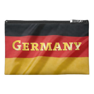Germany Flag Travel Accessories Bag