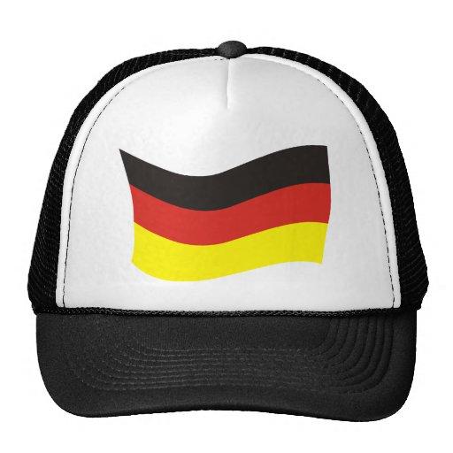 Germany flag trucker hats