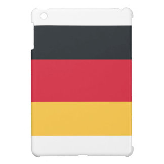 Germany flag using Twitter emoji Case For The iPad Mini