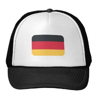 Germany flag using Twitter emoji Hat
