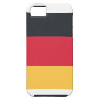 Germany flag using Twitter emoji iPhone 5 Covers