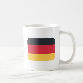 Germany flag using Twitter emoji Coffee Mug