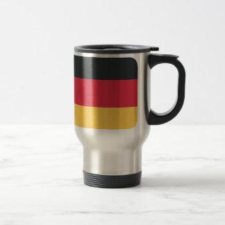 Germany flag using Twitter emoji Mugs