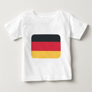 Germany flag using Twitter emoji T Shirt