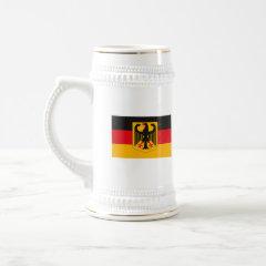 German Flag Stein