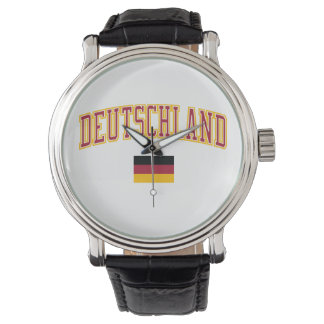 Germany + Flag Watches