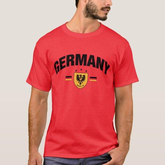 Germany FlagT-Shirt T-Shirt