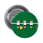 Germany foosball pin redondo 5 cm